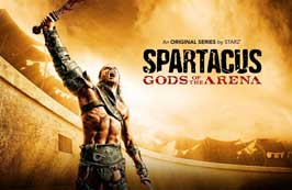 Spartacus: Gods of the Arena (TV) - 11 x 17 TV Poster - Style B