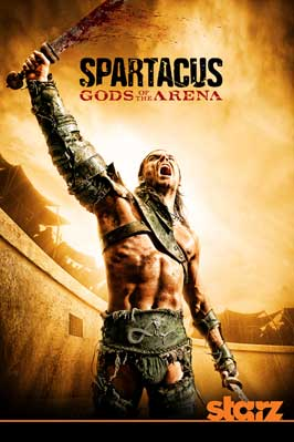 Spartacus: Gods of the Arena (TV) - 11 x 17 TV Poster - Style C