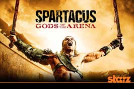 Spartacus: Gods of the Arena (TV) - 11 x 17 TV Poster - Style D