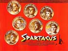 Spartacus - 30 x 40 Movie Poster UK - Style A