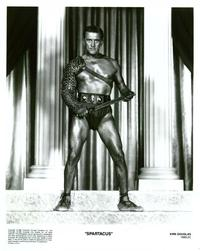 Spartacus - 8 x 10 B&W Photo #13