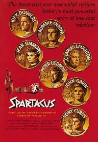 Spartacus - 27 x 40 Movie Poster - Style C