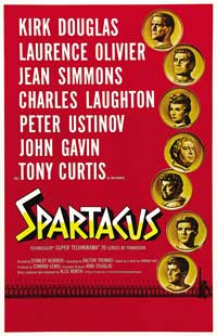 Spartacus - 11 x 17 Movie Poster - Style J