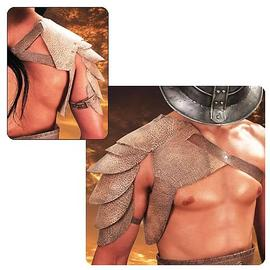 Spartacus - Spartacus: Blood and Sand Leather Pauldron Prop Replica