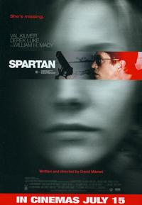 Spartan - 11 x 17 Movie Poster - Style B