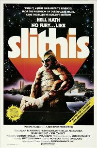 Spawn of the Slithis - 27 x 40 Movie Poster - Style A