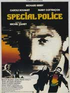 Sp�cial police - 11 x 17 Movie Poster - French Style A