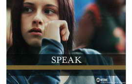 Speak - 27 x 40 Movie Poster - Style A