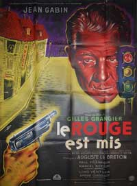 Speaking of Murder - 11 x 17 Movie Poster - French Style A