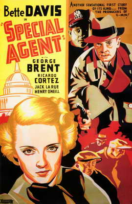 Special Agent - 11 x 17 Movie Poster - Style A