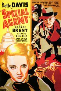 Special Agent - 27 x 40 Movie Poster - Style A