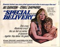 Special Delivery - 11 x 14 Movie Poster - Style A