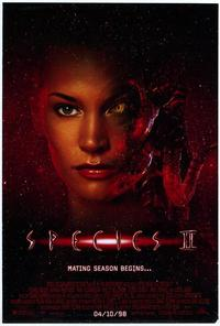 Species 2 - 11 x 17 Movie Poster - Style B