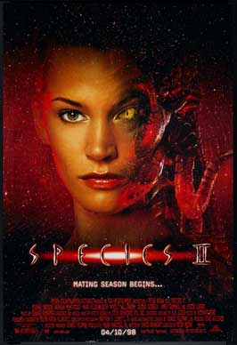 Species 2 - 27 x 40 Movie Poster - Style E