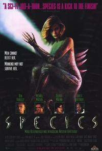 Species - 11 x 17 Movie Poster - Style B