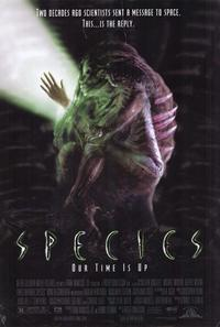 Species - 11 x 17 Movie Poster - Style C