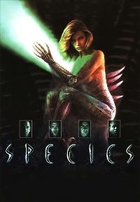 Species - 27 x 40 Movie Poster - Style E