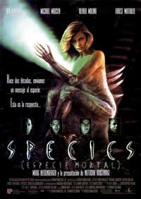 Species - 11 x 17 Movie Poster - Spanish Style A