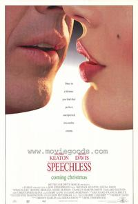 Speechless - 11 x 17 Movie Poster - Style C