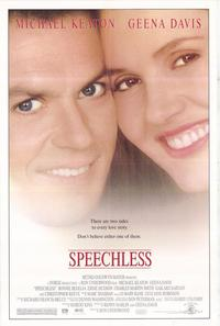 Speechless - 27 x 40 Movie Poster - Style D