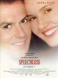 Speechless - 27 x 40 Movie Poster - Style C
