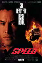 Speed - 27 x 40 Movie Poster - Style A