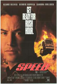 Speed - 27 x 40 Movie Poster - Australian Style A