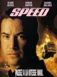 Speed - 27 x 40 Movie Poster - French Style A