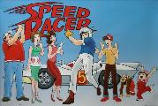 Speed Racer - 27 x 40 TV Poster - Style A
