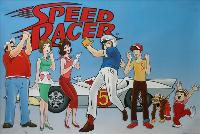 Speed Racer - 11 x 17 TV Poster - Style A