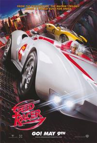 Speed Racer - 11 x 17 Movie Poster - Style B