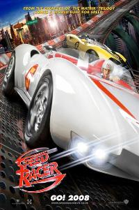 Speed Racer - 27 x 40 Movie Poster - UK Style A