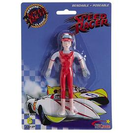 Speed Racer - Trixie Bendable Figure