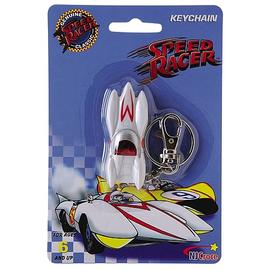 Speed Racer - Mach-5 PVC Key Chain