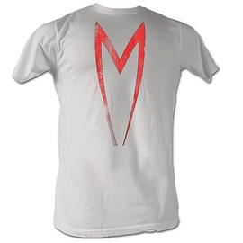Speed Racer - X M Logo White T-Shirt