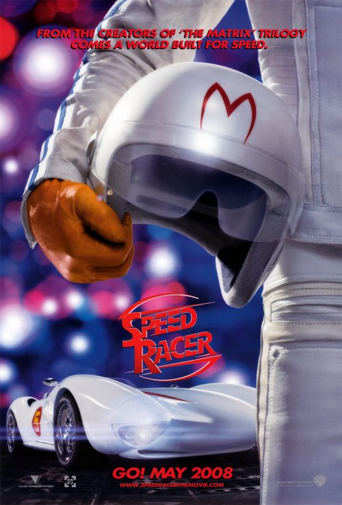 speed racer film