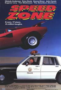 Speed Zone - 11 x 17 Movie Poster - Style A