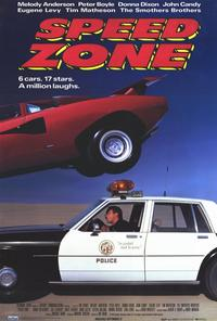 Speed Zone - 27 x 40 Movie Poster - Style A