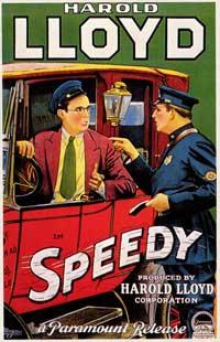 Speedy  - 11 x 17 Movie Poster - Style A