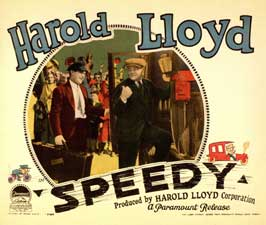 Speedy  - 11 x 14 Movie Poster - Style A