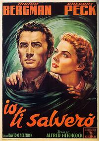 Spellbound - 11 x 17 Movie Poster - Italian Style D