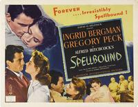 Spellbound - 11 x 17 Movie Poster - UK Style F