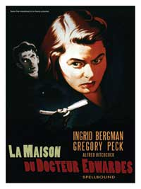 Spellbound - 11 x 17 Movie Poster - French Style A