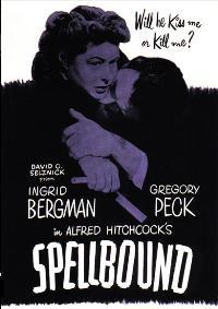 Spellbound - 11 x 17 Movie Poster - Style B