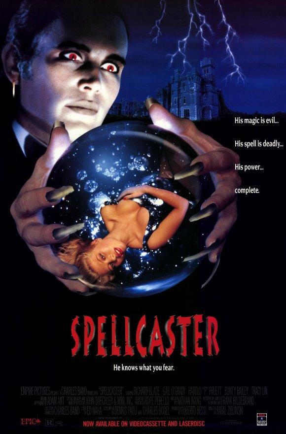 Spellcaster movie