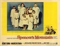 Spencer's Mountain - 11 x 14 Movie Poster - Style B