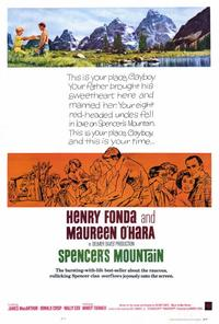 Spencer's Mountain - 27 x 40 Movie Poster - Style A
