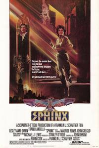 Sphinx - 11 x 17 Movie Poster - Style A