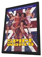 Spice World: The Movie - 27 x 40 Movie Poster - Style A - in Deluxe Wood Frame