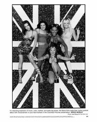 Spice World: The Movie - 8 x 10 B&W Photo #1